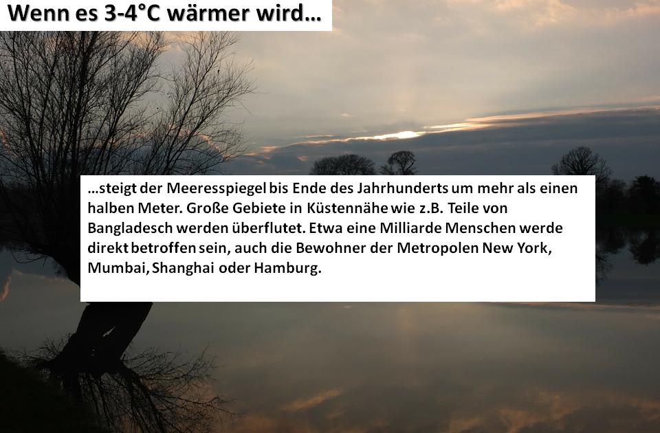 fakten von klimawandel